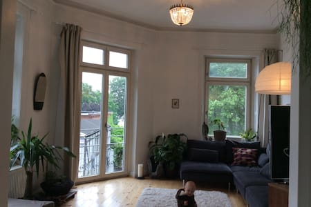 Very nice flat very close to Elbe - Hamburg - Apartment