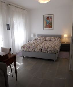 Camera familiare con 4 posti letto  - Cividale del Friuli