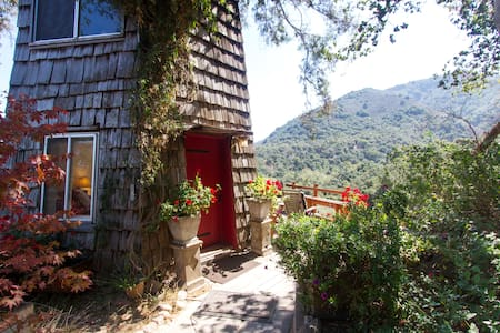 serene peaceful tower retreat - 卡梅尔瓦利(Carmel Valley)