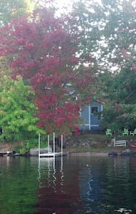 Kennebunk Pond Lakefront House - Lyman - House