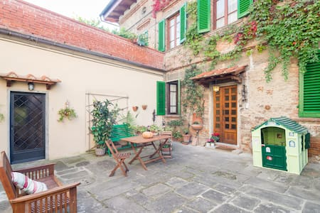 La casa in Castelvecchio - Wohnung