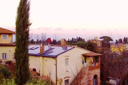 """""""La Taverna"""" tra le colline toscane - Usigliano di Lari"""