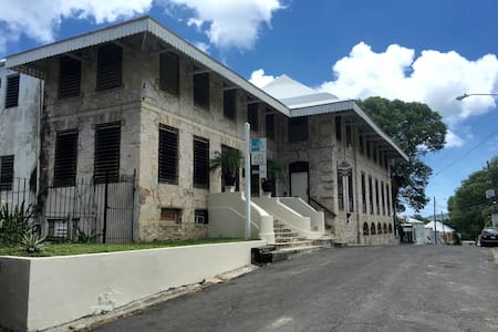 Liberty Hall - Frederiksted - Apartment