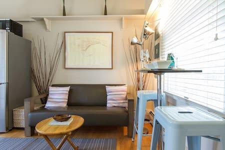 gorgeous, comfortable beach escape - 아파트