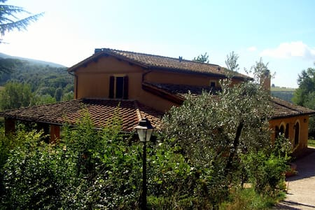 Ancient farmhouse in the Umbria