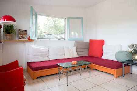 Quiet house in nature, 20' from Bcn - Sant Cugat del Vallès - House