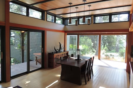 Japanese Style Elegance - Sea Ranch