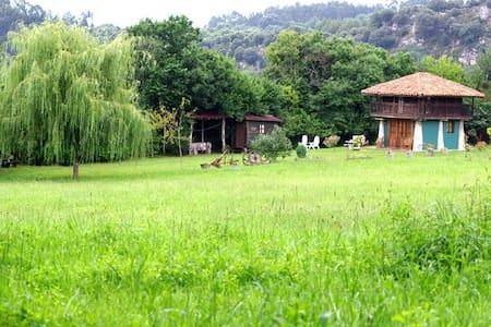 La Cabaña  de Lisan - Chalé