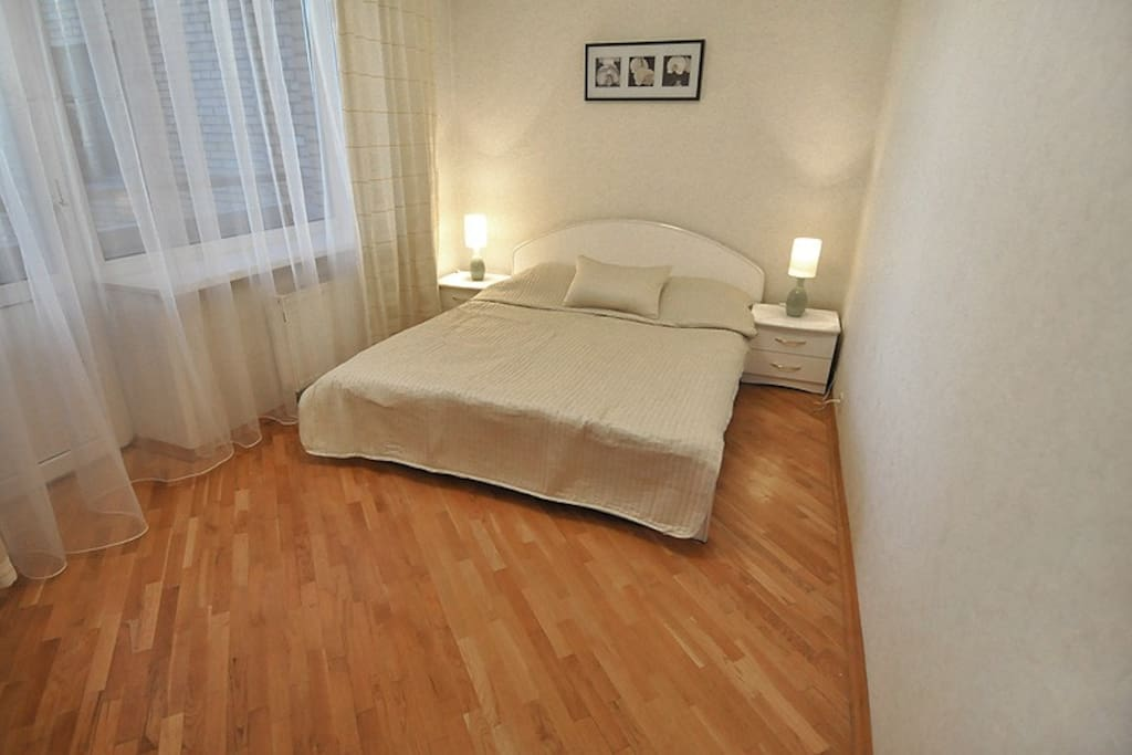 Light Apt with fantastic view (120)