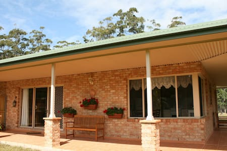 HOLIDAY RENTAL  AT SANDY BEACH NSW  - Appartement