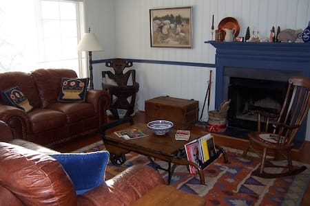"""Home on edge of historic """"depot"""" - Manchester - Casa"""
