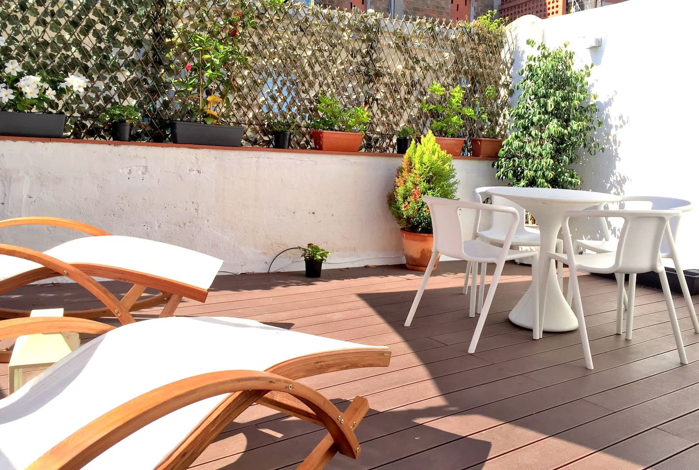 PENTHOUSE + TERRACE SAN ANTONI CENTER BARCELONA