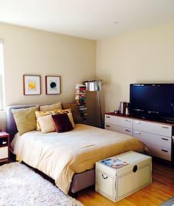 1 Bedroom Studio near beach