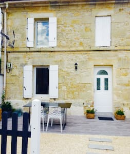 Petite maison de charme - Cavignac - Lejlighed