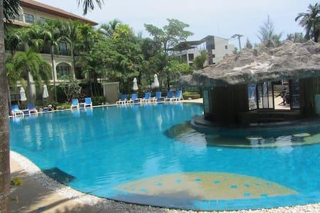 Bangtao-2 Bed Apartment-Pool-B22 - Apartment