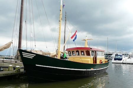 Enjoy a holiday on the water! - Enkhuizen - Boat