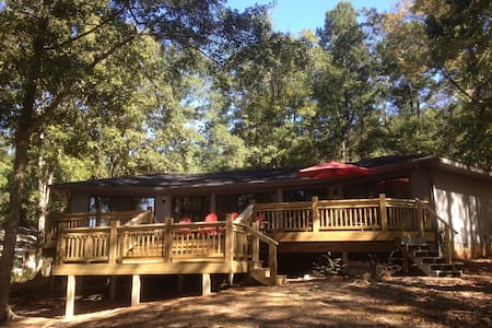 On the Lake and In the Woods - House