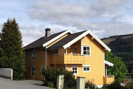 Apartment in beautiful surroundings in Voss - Casa