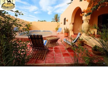 VILLA DJERBA HACHAN PRIVATE POOL NOT OVERLOOKED - houmt souk