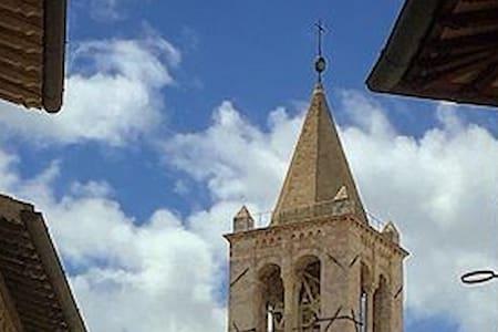Sotto il cielo di Santa Chiara - Camere da Elena - Assisi - Casa