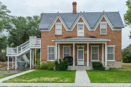 Panguich Red Brick Homes-Upper Home - Panguitch