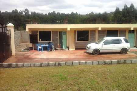 Dagoretti * Nairobi * Kenya * Africa - Kikuyu - Apartment