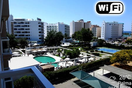 Apartamento 150 mts playa con WIFI - Palma - Apartment