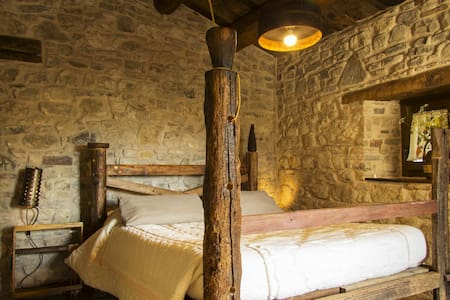 SassoErminia Eco B&B Camera Armida - Novafeltria - Bed & Breakfast