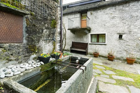 Eine Oase im Vallemaggia - Maggia - Apartment
