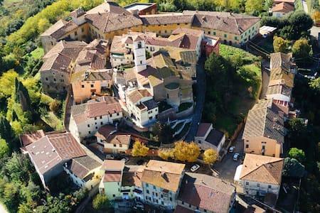 Toscana, in campagna. - Rumah