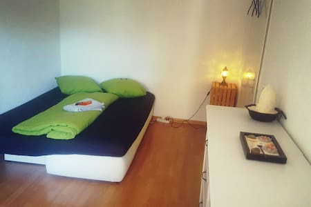 Cozy room near Trainstation & Lake - Apartamento