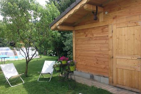 La cabane au fond du jardin - Cabane
