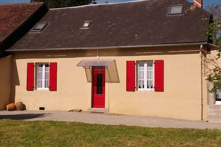 Corréze, gite 4 chambres, 6, 8, 10 pers. - House