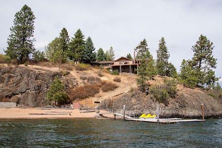 Crescent Bay Lodge - House