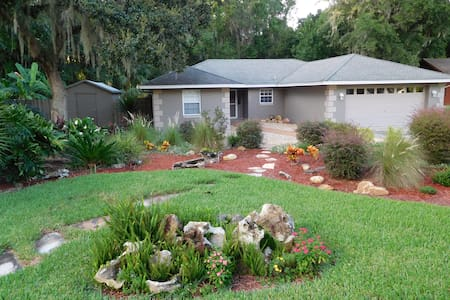 Quiet Retreat in Sunny Central Florida - Lakeland