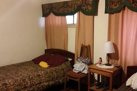 habitación privada con baño individ - Apartament
