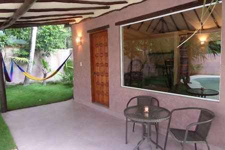 Cottage 1 with Spa Special Offer - Puerto Morelos - Bed & Breakfast