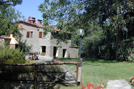 Relax e natura vicino ad Arezzo - Arezzo - House