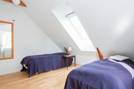Great Bedroom (3) 600m fr Lyngby St - Bed & Breakfast