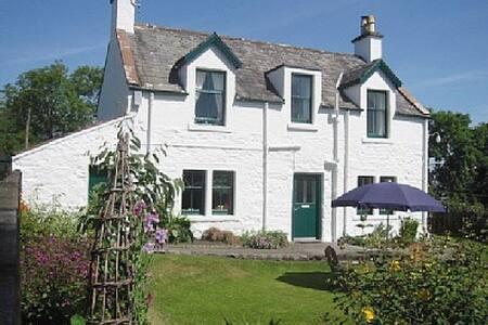 Stylish detached cottage @ Twynholm - Twynholm - Casa