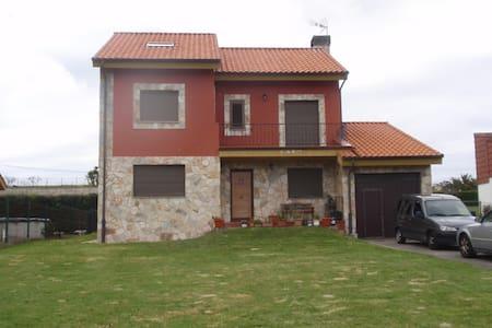 AMAZING HOUSE AT THE SPANISH COAST - Bañugues - Chalet