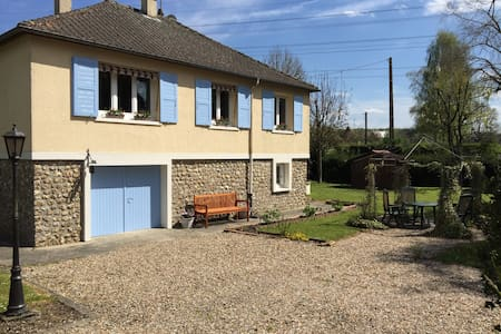Lovely house in the Normandy region - Épaignes - House