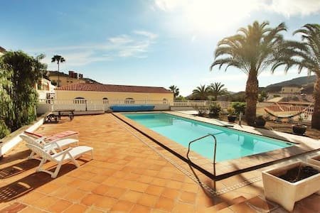 Tauro Villa with luxury pool - Mogán