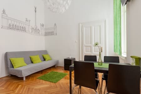 Cozy flat in the heart of Budapest - Budapest