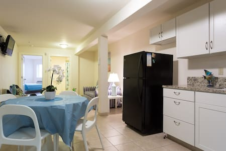Surfside Suites, #5, One Bedroom. - Sea Isle City