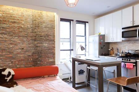 Designer Loft-style Studio