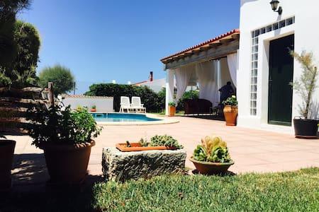 Cosy summer house in front of sea - Ciudadela de Menorca