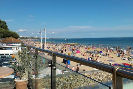 Beach Retreat close to everything in Bournemouth - Bournemouth - Apartamento