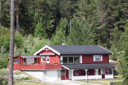 Norwegen zum Kennen lernen - Wohnung