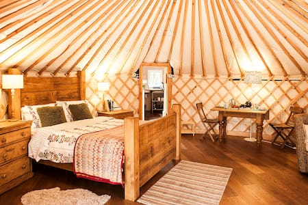 The Rowan Yurt